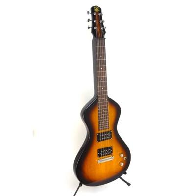 Asher Electro Hawaiian Junior Lap Steel Guitar