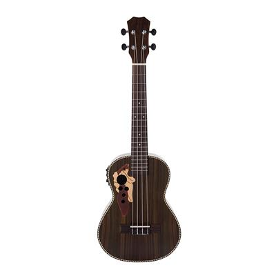 Caramel CT500 Rosewood Tenor Acoustic Electric Ukulele
