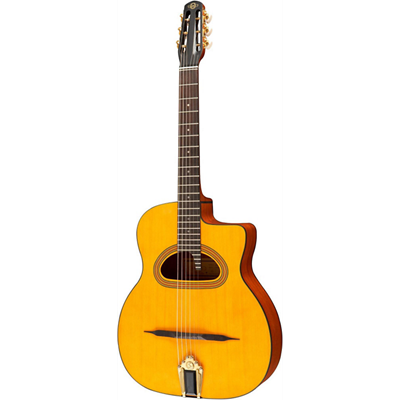 Cigano GJ-5 Grande Bouche Gypsy Jazz Guitar