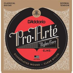 D_Addario EJ45 Pro-Arte Nylon Classical Guitar Strings