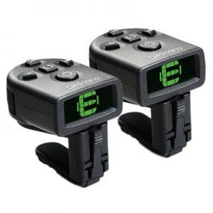 D_Addario NS Micro Clip-On Tuner