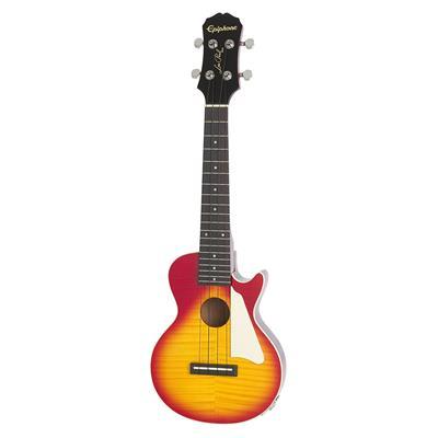 Epiphone Les Paul Acoustic-Electric Ukulele Outfit Heritage