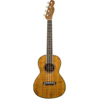Fender Tenor Ukulele Nohea - All Koa