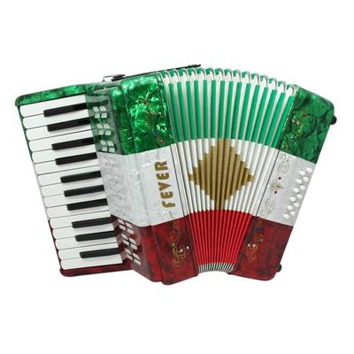 Fever Piano Accordion 25 Keys 12 Bass
