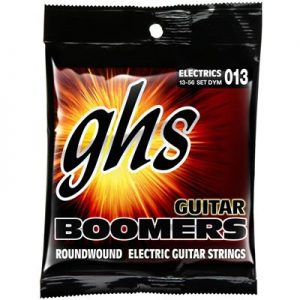 GHS Strings DYM Guitar Boomers, Medium (.013-.056)