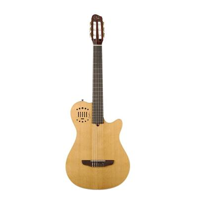 Godin 031498 Grand Concert Duet Multiac Guitar