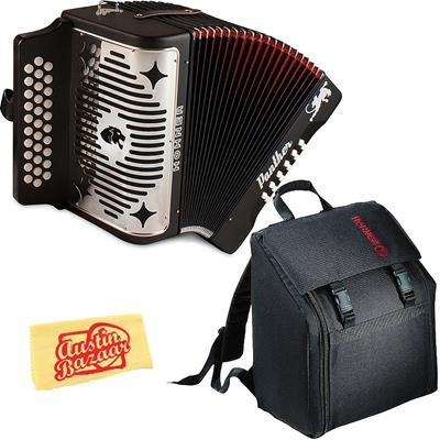 Hohner 3100GB Panther Diatonic Button Accordion