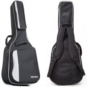 Hola! Deluxe Padded Acoustic and Classical Guitar Gig Bag