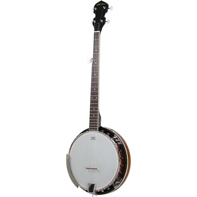 Jameson Guitars 5-String Banjo 24 Bracket with Closed Solid Back
