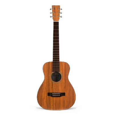 Martin LXK2 Little Martin Koa Pattern HPL Top