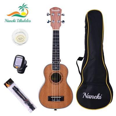 Naneki Soprano Ukulele Bundle