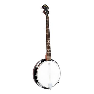 Pyle 5-String Geared Tunable Banjo PBJ60