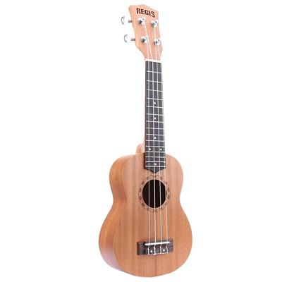 REGIS 21 Inch Soprano Ukulele with Aquila Strings