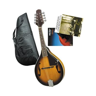 Rogue Learn-the-Mandolin Package Sunburst