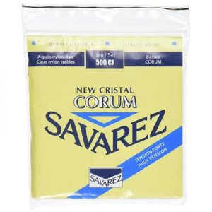 Savarez 500CJ Corum Cristal Classical Guitar Strings