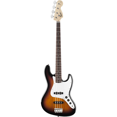 Squier by Fender Affinity Jazz Beginner Electric Bass