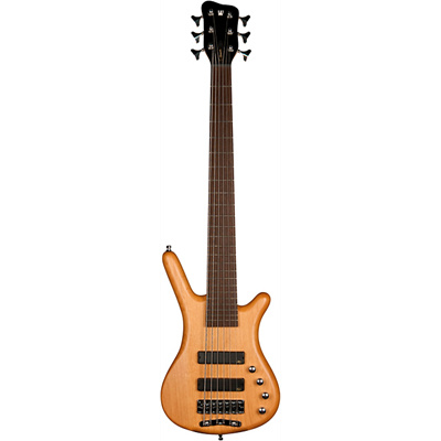 Warwick Corvette Basic 6-String Active Electric Bass