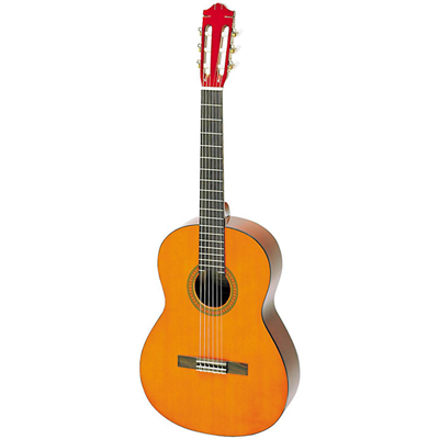 Yamaha CS40 II 7-8-Scale Nylon String Guitar