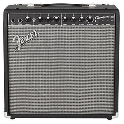 Fender Champion 40 - Electric Guitar Amplifier