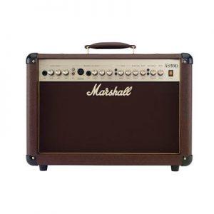 Marshall Acoustic Soloist AS50D 50 Watt Acoustic Guitar Amplifier