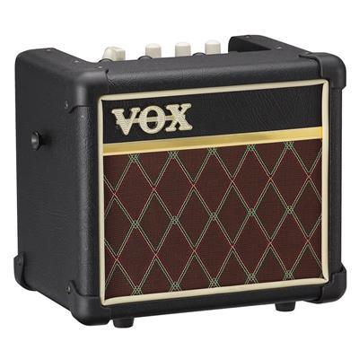 VOX MINI3G2CL Battery Powered Modeling Amp, 3W