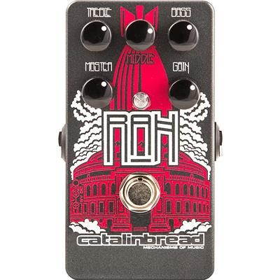 Catalinbread RAH Royal Albert Hall Overdrive Guitar Pedal