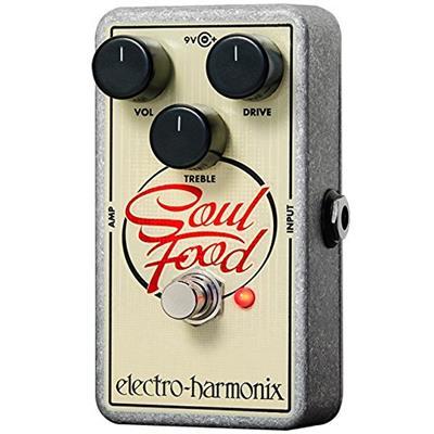 Electro-Harmonix Soul Food Distortion-Fuzz-Overdrive Pedal