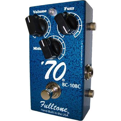 Fulltone '70 BC-108C Fuzz