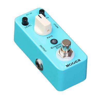 Mooer Ensemble King, analog chorus micro pedal