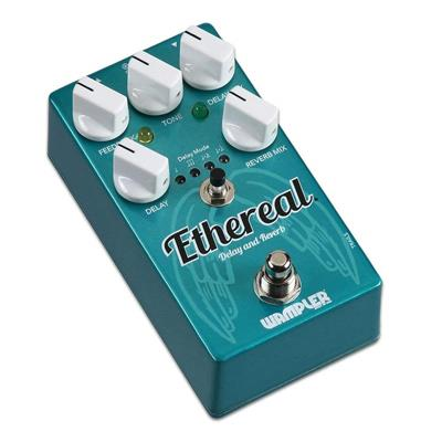 Wampler Ethereal Delay and Reverb Guitar Effects Pedal